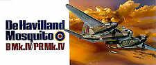 Tamiya 1/48 Mosquito B Mk.IV / PR Mk.IV # 61066