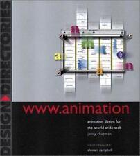WWW.Animation: Animation Design for the World Wide Web - LikeNew - Jenny Chapman