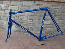 Telaio Bici Corsa De Rosa Columbus slx Road Bike