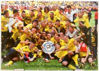 Borussia Dortmund + Deutscher Fußball Meister 2011 + Fan Big Card Edition F78 +