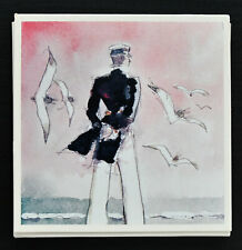 Hugo Pratt, Corto Maltese # HUGO PRATT # Casterman, set postcards, 1995, mint-