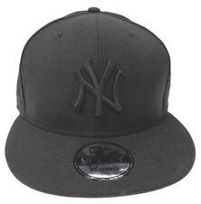 New York YANKEES Snapback Cap MLB NEW ERA 9FIFTY 100%Wool Adult Hat OSFM