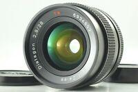 [N Mint] CONTAX Carl Zeiss Distagon 28mm F2.8 T* MMJ Wide Angle MF Lens Japan