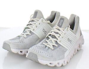 N36 $130 Women's Sz 9 M On QC Cloud Running Shoe In Gray