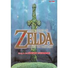 ZELDA A LINK TO THE PAST - VOLUME SINGOLO - MANGA J POP - NUOVO