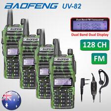 Baofeng UV-82 VHF 2 Way Handheld Walkie Talkie Radio