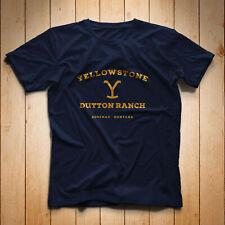 Yellowstone Dutton Ranch Arrows Shirt Yellowstone Funny Gift Unisex Navy & Black