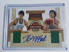 Kevin McHale 2010 Panini Timeless Treasures Jersey Auto 03/25