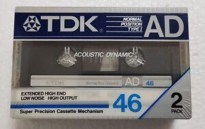TDK AD 46 2Pack Japanese market № 234