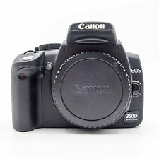 Canon EOS 350D - Fully Tested - 100% Operational - Superb - Great Value