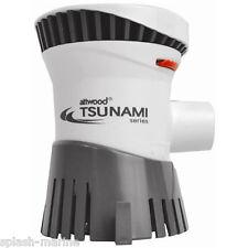 Attwood Tsunami T1200 12 Volts Bateau Pompe Assèchement 1200GPH Haut de Gamme