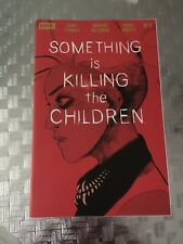 Something Is Killing The Children #2 1st Print