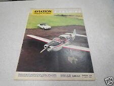 AVIATION MAGAZINE N° 328 - 1961 - Tuchino - Les fusées C.N.E.T - Scintex ML 145*
