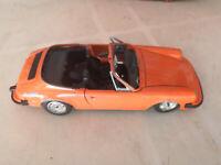 Macchinina PORSCHE 911 S   MEBETOYS 8573  1/25