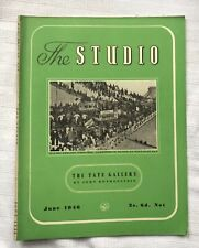 The Studio June 1946 Bookplates By Mark Severin Frank Wood