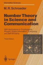 Number Theory in Science and Communication: With Applications in Cryptography, P