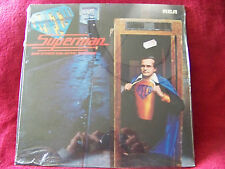 Meco - Superman and other galactic heroes   German RCA LP 1979  OVP  NEU