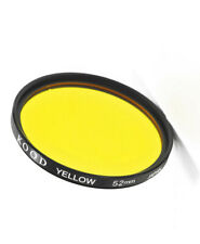 Yellow 52mm Kood Multicoated Filter Made in Japan 52mm