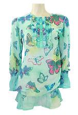 Monsoon Floral Polyester Tunic, Kaftan Women's Tops & Shirts