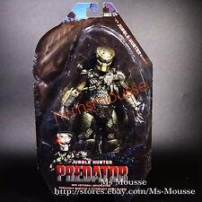 "NECA Jungle Hunter Predator 25th Anniversary 7"" Action Figure Predators Series 8"