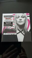 MADONNA MEGA RARE DIE ANOTHER DAY CARDBOARD  CD SINGLE  WITH STICKER *BOX SET*