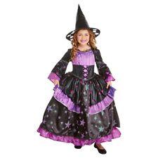 Nwt Girls Size Small (4-6) * Glamorous Wizard Dress * Halloween Costume