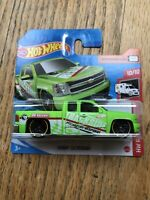 Hot Wheels Chevy Silverado