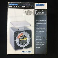 Pelouze K5 5 Lb Capacity Radial Dial Mechanical Package Scale In Box