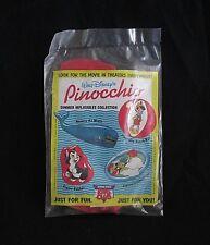 NEW Vintage 1992 Burger King Disney Pinocchio Summer Inflatables Figaro Bobber