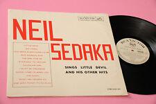 NEIL SEDAKA LP LOS EXITOS ORIG ARGENTINA PROMO 1969 EX PROMO !!!!!!!!!!!!!!!!!!!