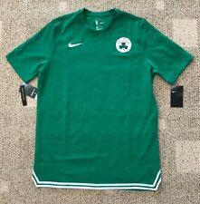 Nike Boston Celtics Essential Uniform DNA Shirt Men's Size L Large Kelly Green