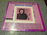 "Molly O'Day ""The Living Legend of Country Music"" PINE MOUNTAIN LP W/SHRINK"