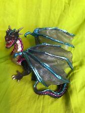 Purple Dragon 2012 Safari LTD Cloud Dragon Long  PVC/ABS Figure 0712