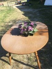 Kitchen table with leaf insert - free shipping