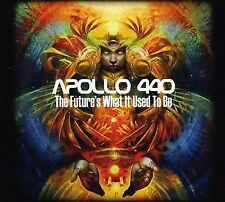 The Future's What It Used to Be * by Apollo 440 (CD, Mar-2012)