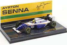 Ayrton Senna Williams FW16 #2 Brasilien Gp Fórmula 1 1994 1:43 Minichamps