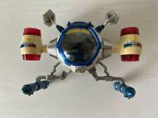Captain Future Cosmoliner, Metallmodell (Figur fehlt)