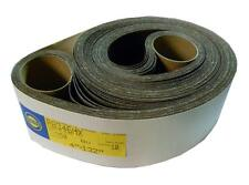 "NEW HERMES ABRASIVE RB346MX 4"" X 132"" 50 GRIT PACK OF 10 SANDING BELT (9 AVAIL)"