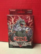 YuGiOh! Structure Deck Dinosaur's Rage 1st Edition English Complete NM TCG Cards