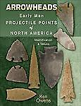 Vintage Arrowheads Indian Price Guide Collector's Book **NEW BOOK*