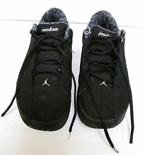 AIR JORDAN TE2 Y3 BLACK Athletic Sneakers- 310011-137 SIZE 8 US 7 UK EUR 41