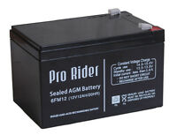 Electric Mobility Scooter Batteries Shoprider Sunrise