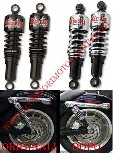 Ammortizzatori Burly per Harley Sportster 883 1200 Custom Iron 48 Nightster 72