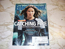 Entertainment Weekly Magazine October 11 2013 EW Hunger Games Collector Cover
