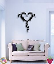 Wall Sticker Dragons Fantasy Cool Modern Decor for Living Room z1358