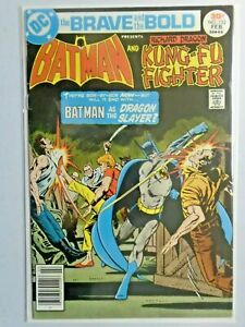 Brave and the Bold #132 1st Series 6.0 FN (1977)