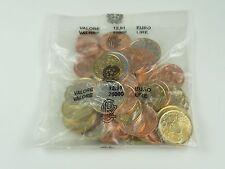 *** Euro Starterkit ITALIEN 2002 ungeöffnet - Italy KMS Coin Set Münzen ***