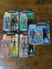 Star Wars Mandalorian Black Series Credit Collection Set of 5