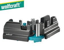 WOLFCRAFT Mitre Saw & Bevel Wood Cutting Angle Measure Block/Box, 6948 000