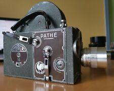 Pathé 16mm REFLEX !!! + Sony 25/1.8 [Bolex, Arriflex, Cameflex]